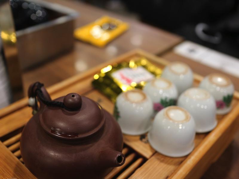シンガポールソンファーバクテー(中国茶)